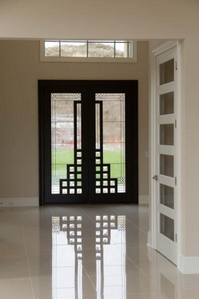 Entry Doors in Tuscany