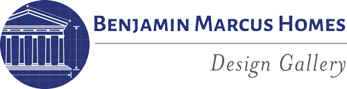 Benjamin Marcus Homes Design Gallery Logo