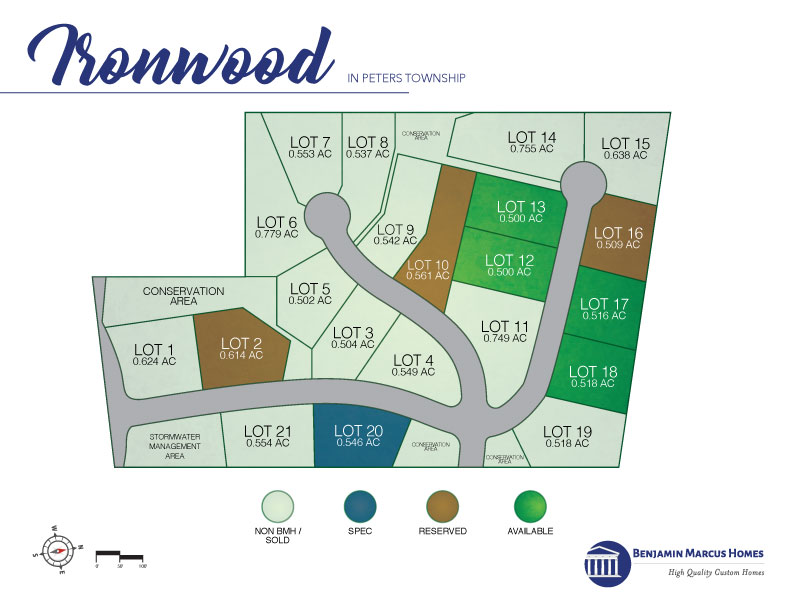 Ironwood Site Plan