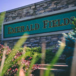 Emerald Fields Sign