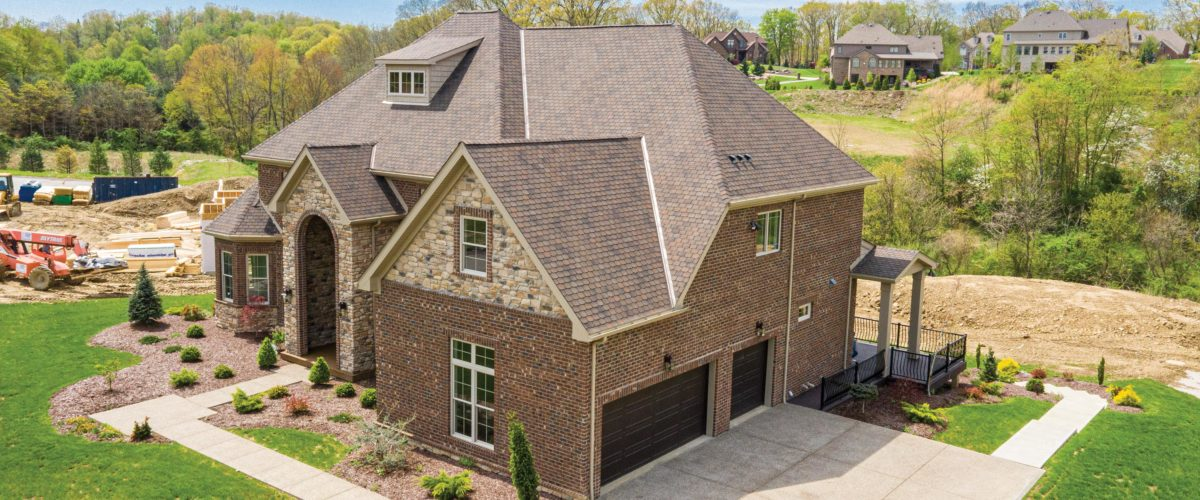 Photo of the exterior of 103 Knight Bridge Dr - Hamlet of Springdale