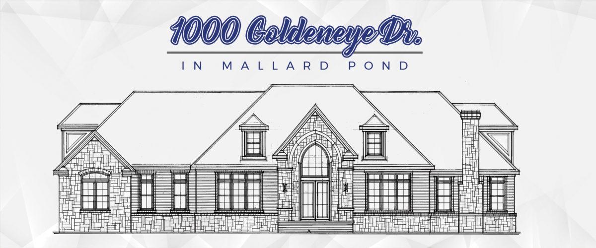 1000 Goldeneye Drive Slider Image
