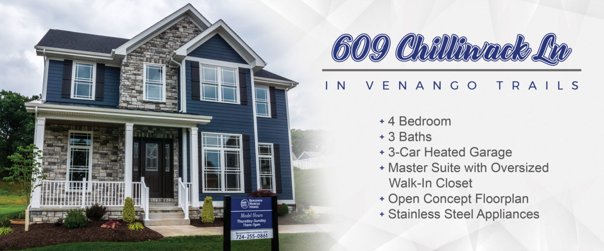609 Chilliwack Lane - Venango Trails - Slider Image