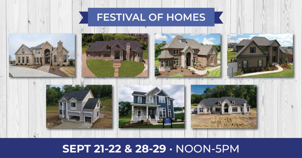 Benjamin Marcus Homes Festival of Homes
