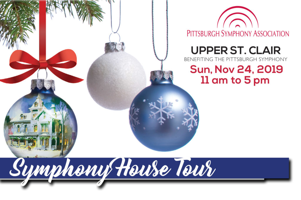 Header image for the Pittsburgh Symphony Splendor Holiday Home Tourburgh Symphony
