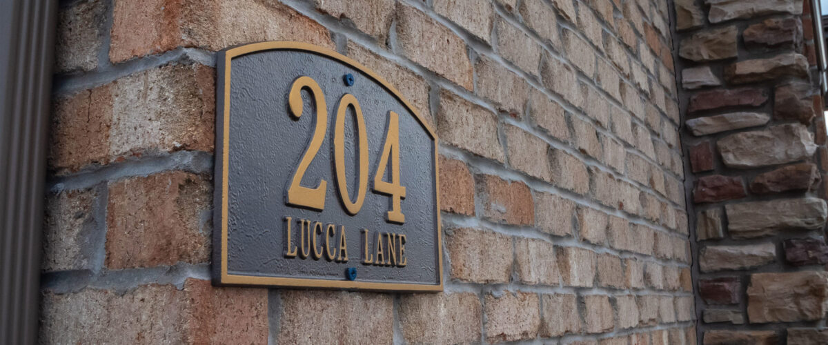 204 Lucca Lane in Siena at St. Clair
