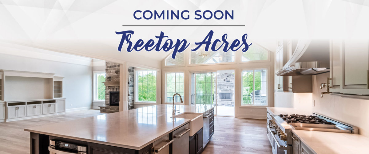 Treetop Acres Slider Image