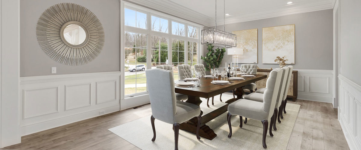 For Sale - 419 Justabout - Tuscany Photo of Dining Room
