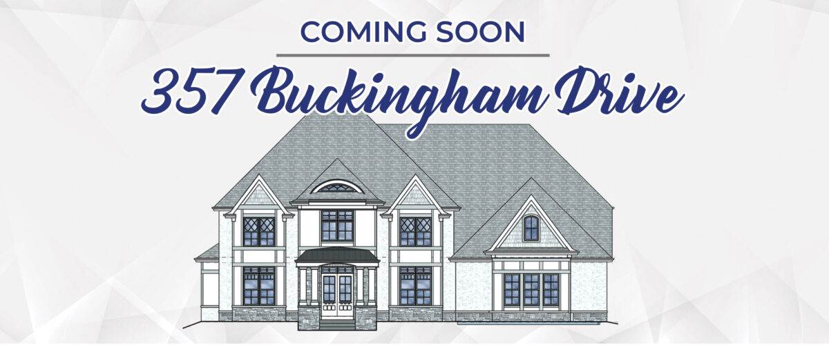 Rendering of 357 Buckingham Dr in Kensington Trace