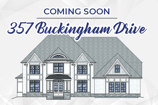 Rendering of 357 Buckingham Dr in Kensington Trace