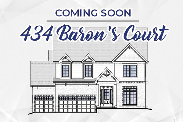 434 Barons Court in Regents Park