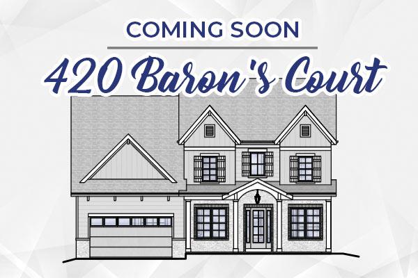 420 Barons Court in Regents Park