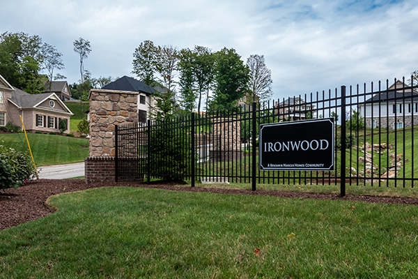 Entrance of Ironwood