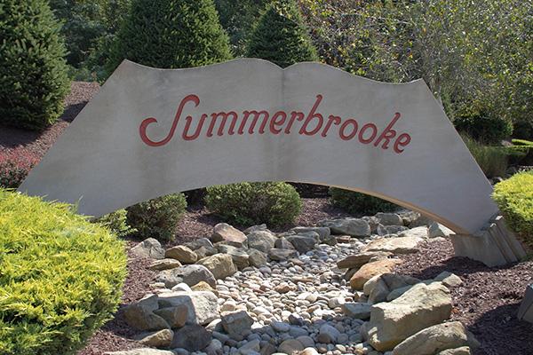 Photo of Summerbrooke Entrance