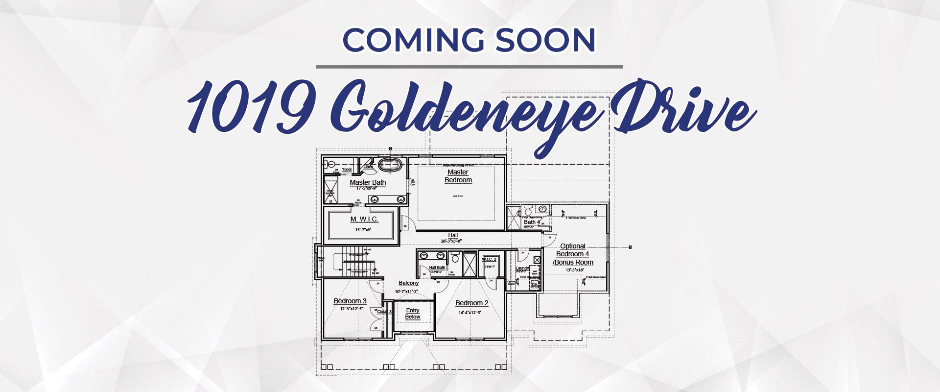 1019 Goldeneye Drive in Mallard Pond
