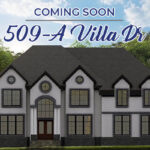 Exterior Rendering of 509-A Villa Drive in Tuscany